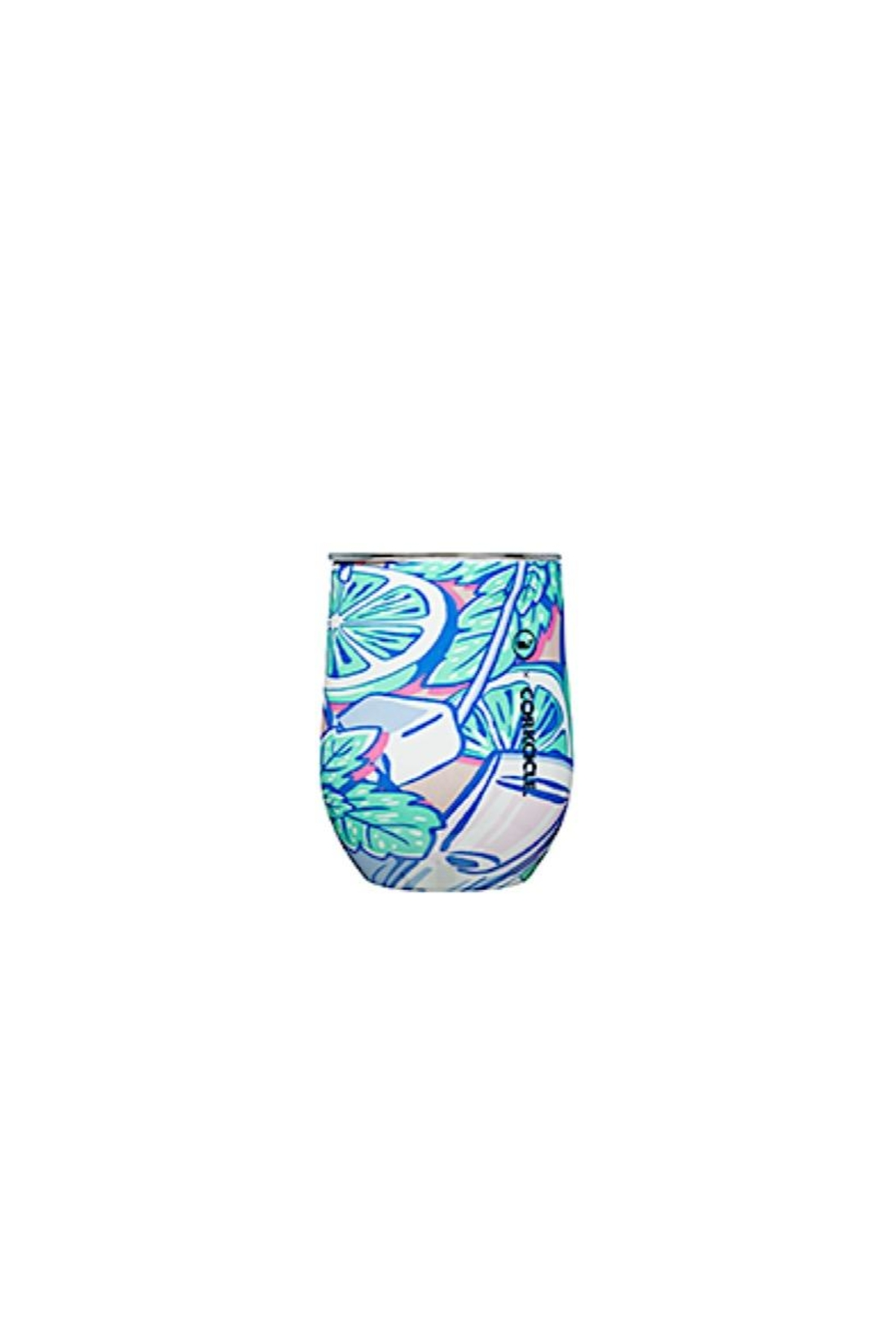 Corkcicle Insulated Stemless Tumbler - Front Cropped Image