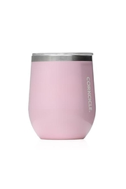 Corkcicle Monogrammed Stemless Wine Glass - Product Mini Image
