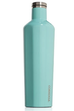 Shoptiques Product: Turquoise 25oz. Canteen