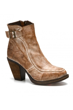 Corky's Shoes Brown Distressed Boot - Alternate List Image