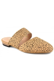 Corky's Shoes Carina Cheetah Slide - Front cropped