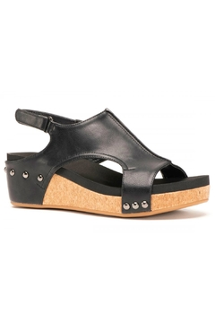 Shoptiques Product: Smooth Black Sandal