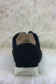 Corkys Black Sneakers - Side cropped