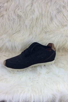 Corkys Black Sneakers - Product List Image