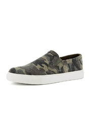 Corkys Camouflage Slip-On Sneaker - Front cropped