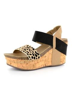 Shoptiques Product: Cheetah Wedge