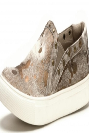 Corkys Faux Fur Slip On - Front cropped