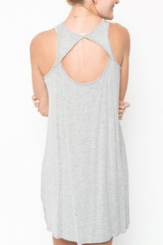 Corner Clothing Open-Back Slipon Dress - Product Mini Image