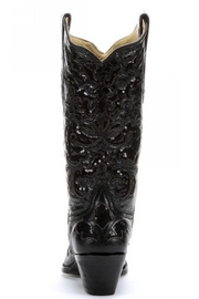 Corral Boots Black Sequence Boots - Product Mini Image