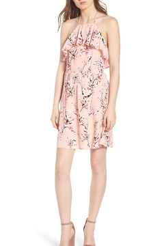 Cupcakes and Cashmere Corralyn Halter Dress - Product List Image