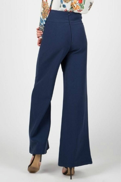 BEULAH STYLE Corset Belted Trousers - Alternate List Image