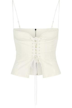 Bishop + Young Corset Lace-Up Top - Alternate List Image