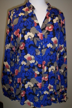 Tyler Boe Corsican Floral Shirt - Product List Image