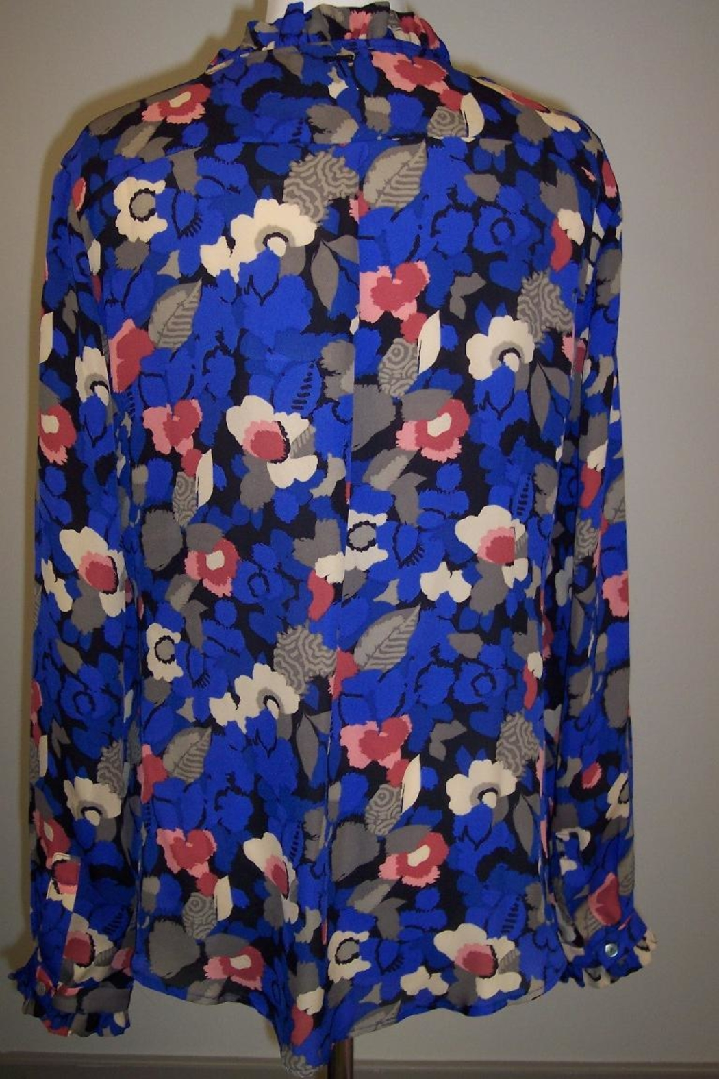 Tyler Boe Corsican Floral Shirt - Front Full Image
