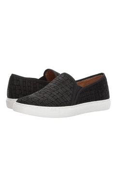 Shoptiques Product: Black Textured Slip On