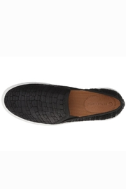 Corso Como Black Textured Slip On - Other