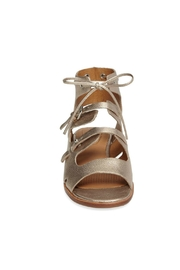 Corso Como Champagne Leather Gladiator Sandal - Other