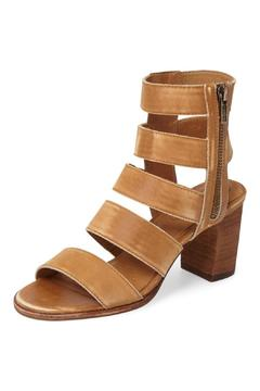 Shoptiques Product: Leather Caged Sandal