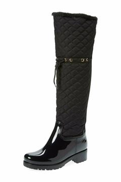 Shoptiques Product: Quilted Rain Boot