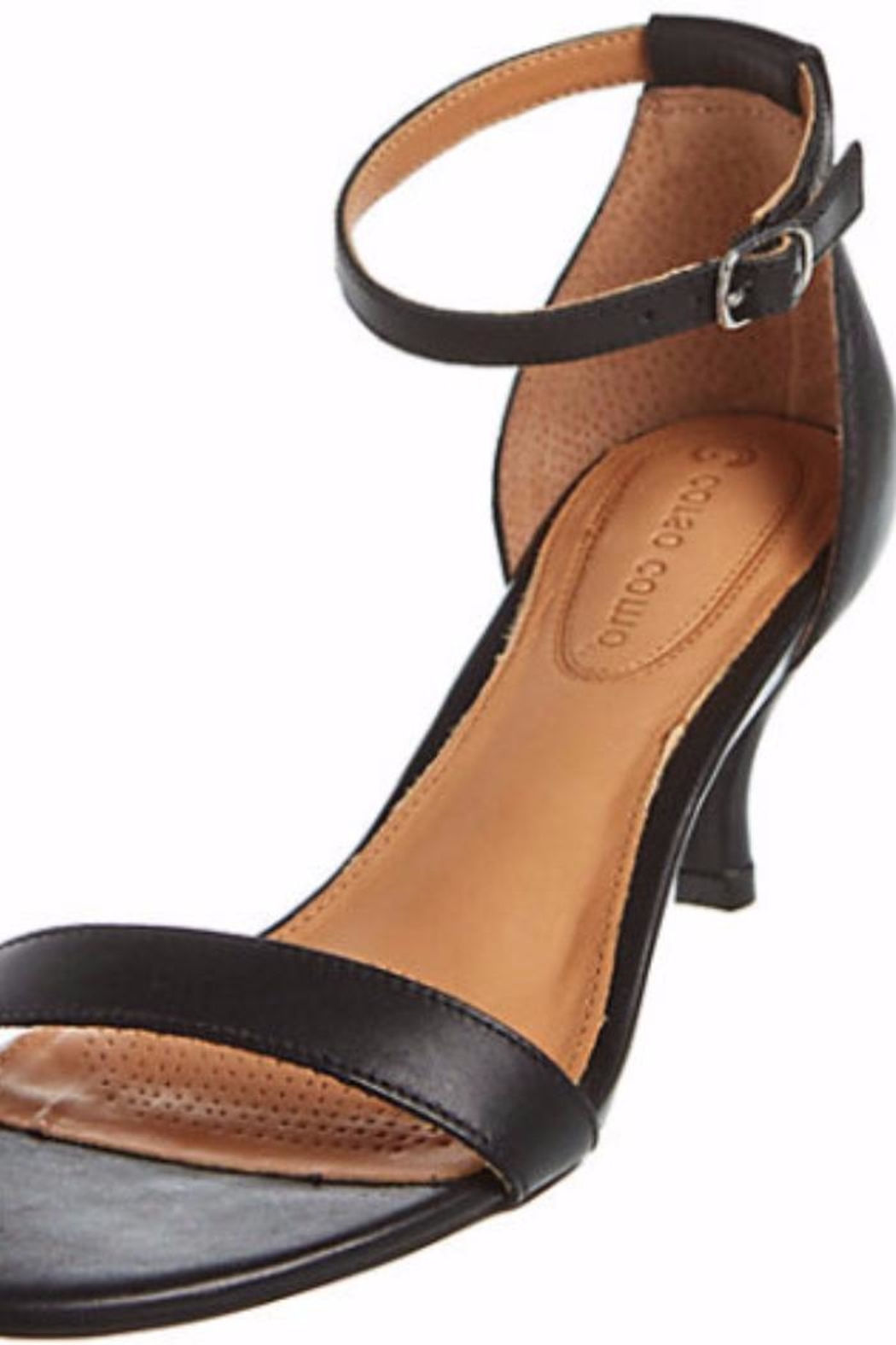 Corso Como Shoes Caitlynn Heeled Sandals - Front Cropped Image