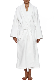 Cortex Spa Waffle Robe - Front cropped