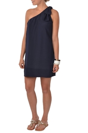 Cortland Park Kate One Shoulder Dress - Product Mini Image