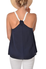 Cortland Park Lucy's Cami Top - Side cropped