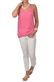 Cortland Park Racer Cami Top - Product Mini Image