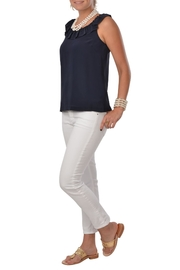 Cortland Park Sandy Blouse - Product Mini Image