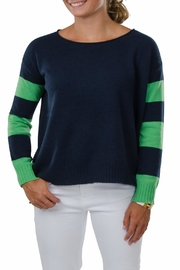 Cortland Park Cashmere Mila Cashmere Sweater - Front cropped