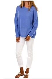 Cortland Park Cashmere Riley Cashmere Sweater - Product Mini Image
