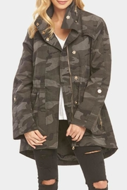 Tart Collections Cory Camo Jacket - Product Mini Image