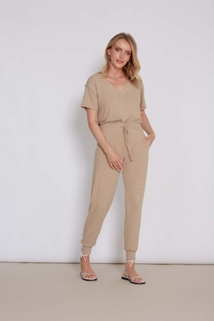 another love  CORY HEATHER CAMEL JOGGER - Product List Image