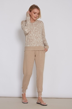 another love  CORY HEATHER CAMEL JOGGER - Alternate List Image