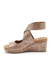 Coconuts by Matisse Coryn Metallic Wedge - Front cropped