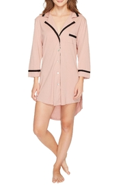 Cosabella Amore Long Sleepshirt - Product Mini Image