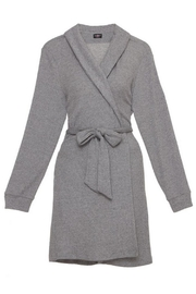 Cosabella Cozy Ribbed Robe - Product Mini Image
