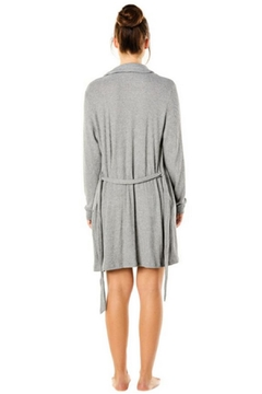 Cosabella Cozy Ribbed Robe - Alternate List Image