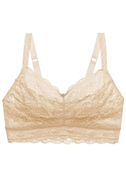 Cosabella Curvy Full-Bust Bralette - Back cropped