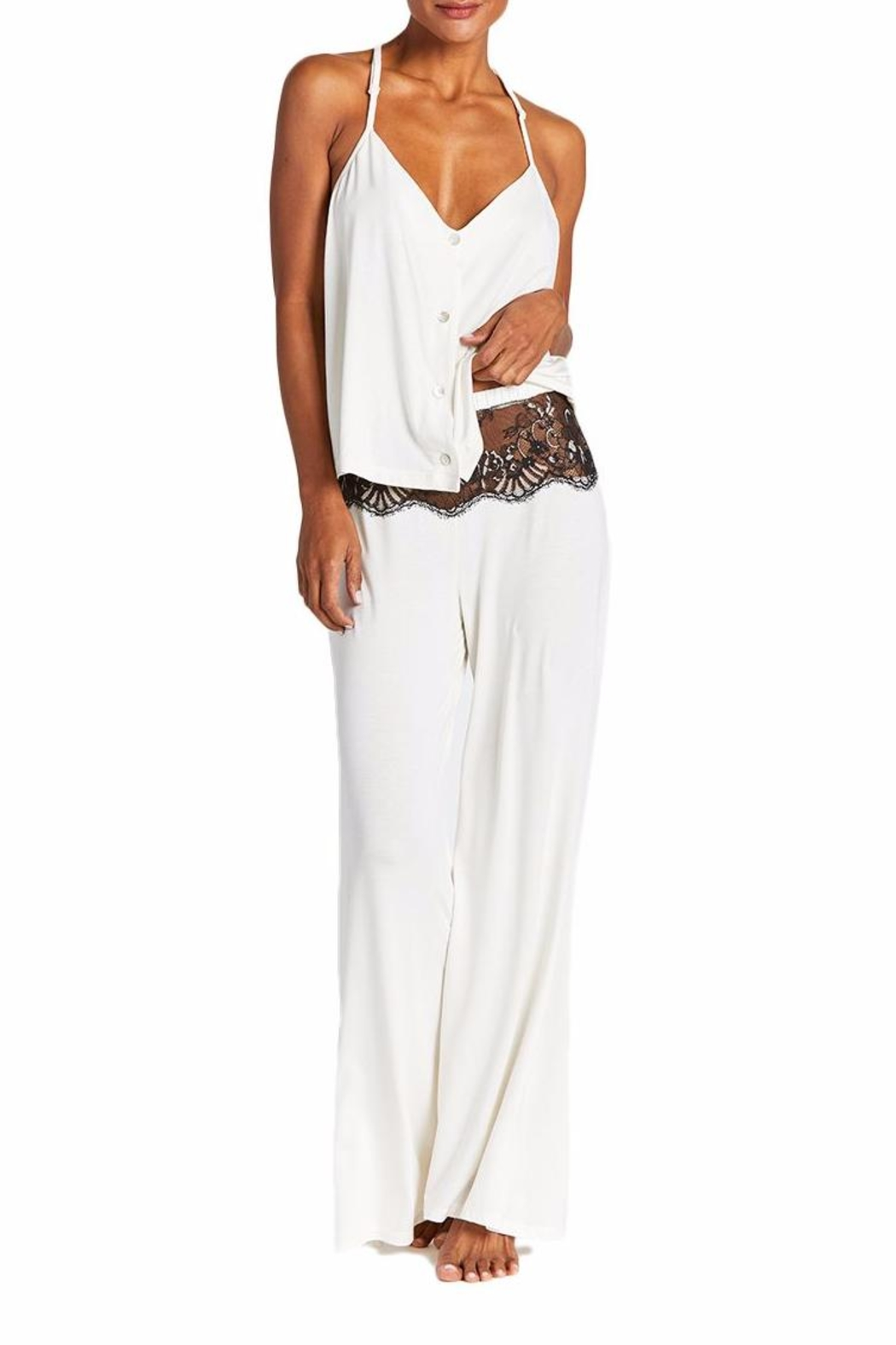 Cosabella Delight Pajama Set - Front Cropped Image