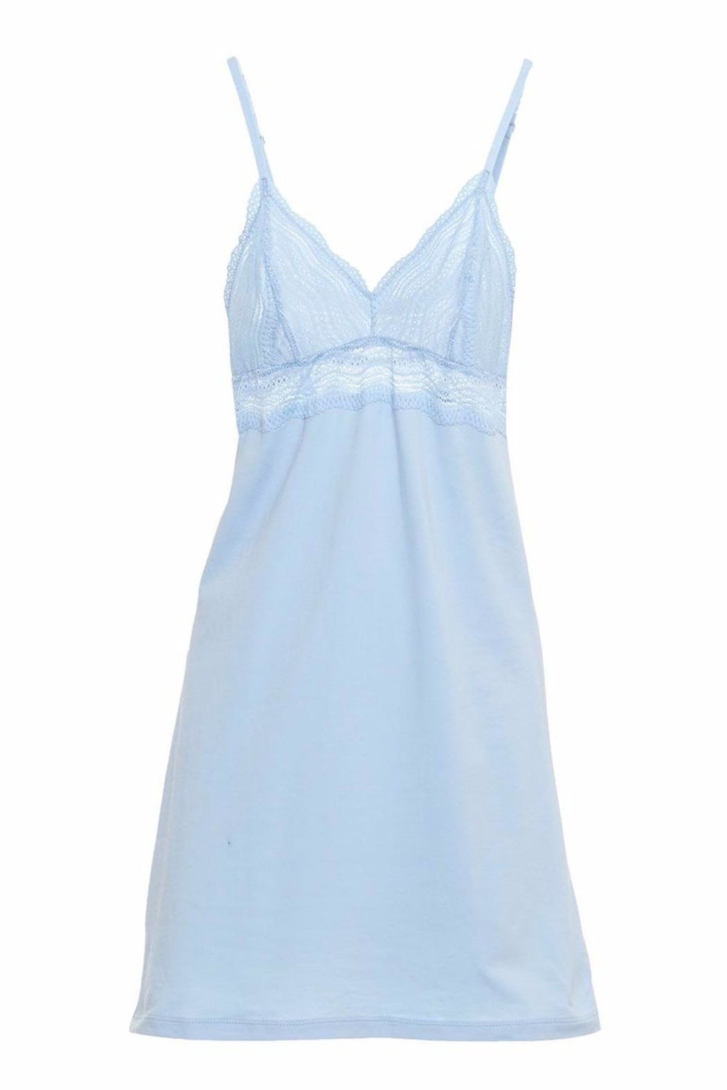 Cosabella Dolce Babydoll  Dress - Side Cropped Image