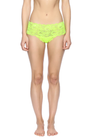 Cosabella Fluorescent Hot Pant - Side cropped