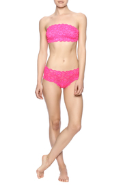 Cosabella Fluorescent Hot Pant - Front full body