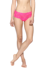Cosabella Fluorescent Hot Pant - Front cropped