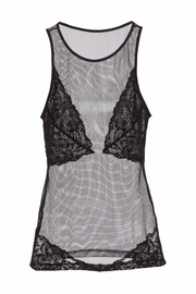 Cosabella Illusion Mesh Camisole - Side cropped