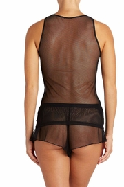 Cosabella Illusion Tap Short - Front full body