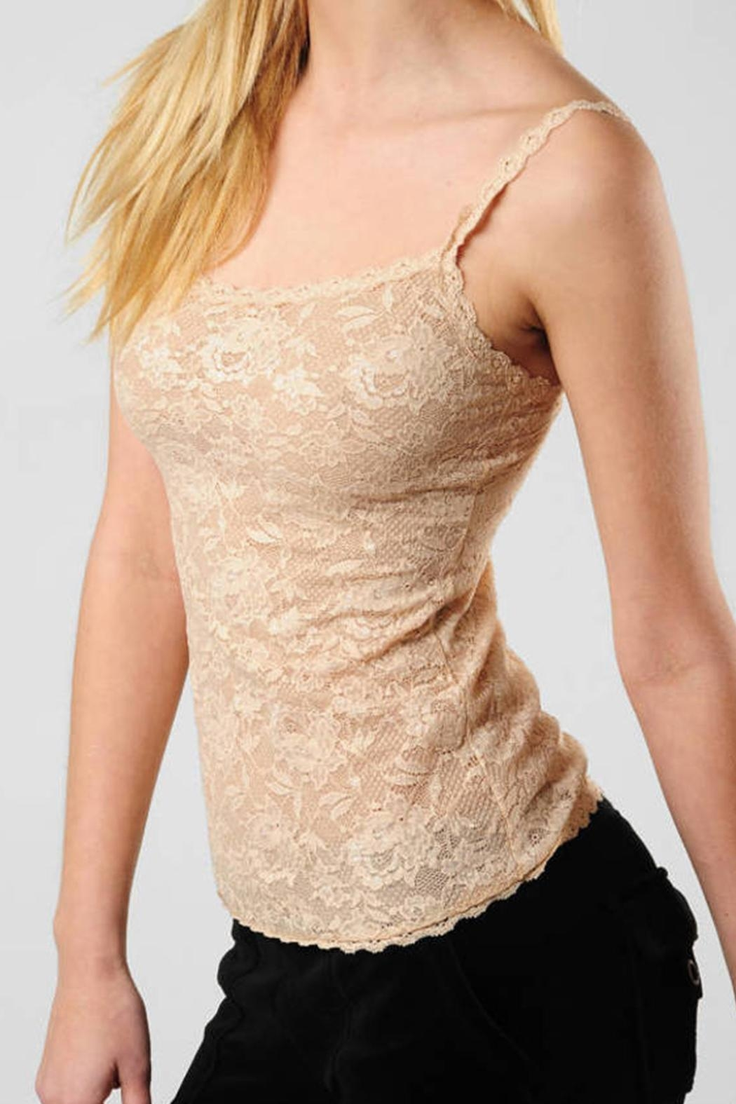 Cosabella Lace Camisole Underpinning - Front Full Image