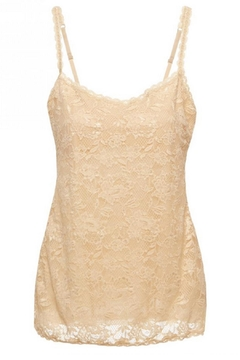 Cosabella Lace Camisole Underpinning - Product List Image