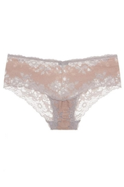 Cosabella Lace Hotpant - Front full body
