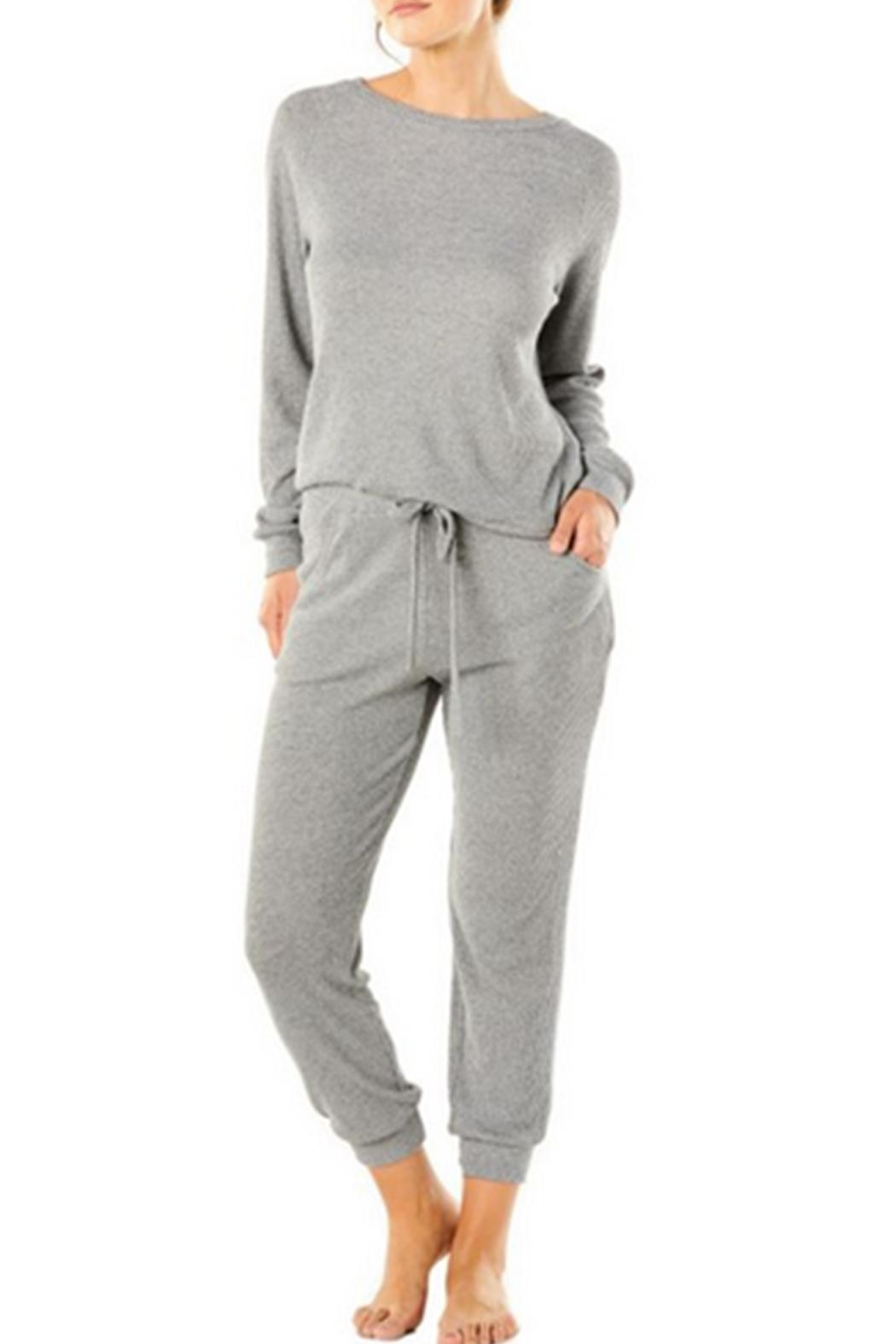Cosabella Long-Sleeve Pajama Set - Main Image